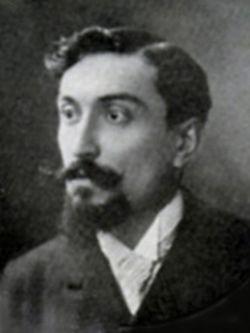 Victor Griffuelhes, secrétaire de la CGT Source : 16968 V12